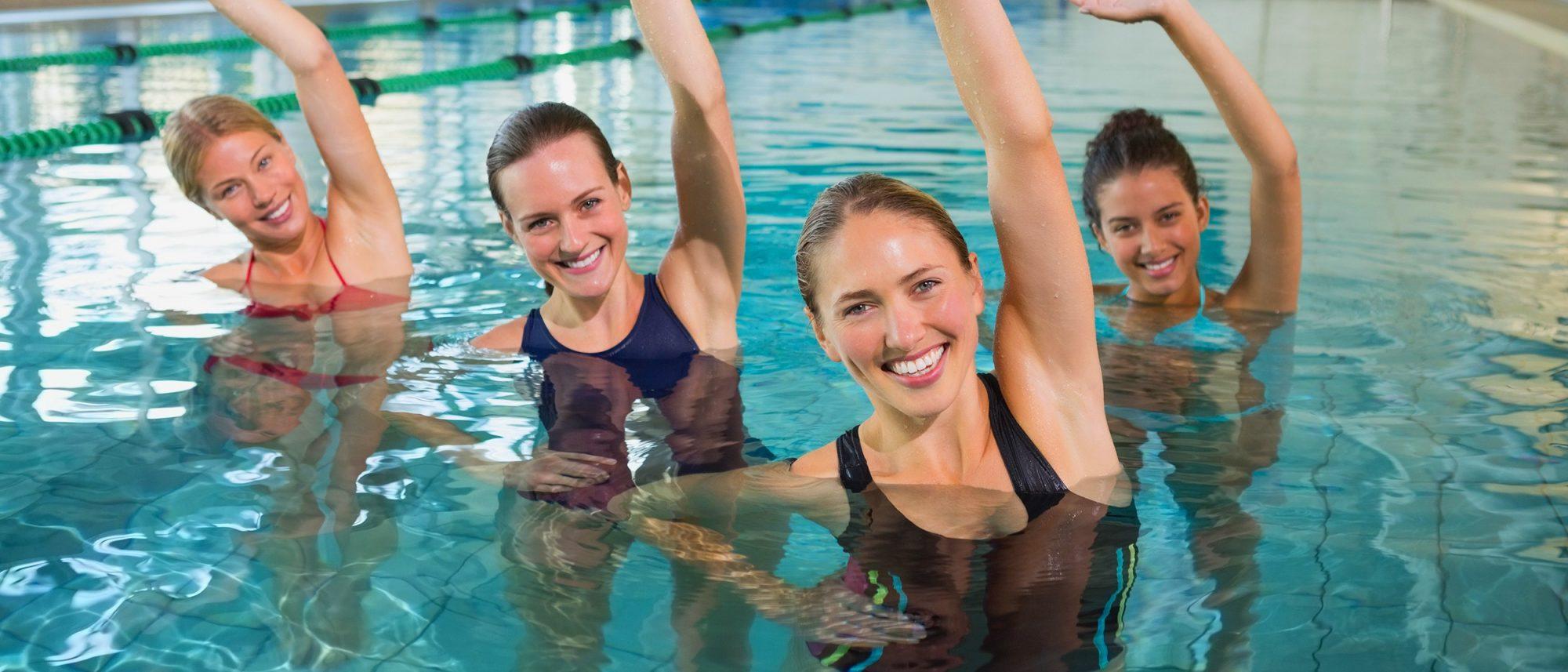 Aqua Fit Classes - Aqua Aerobics classes in Sligo from €5