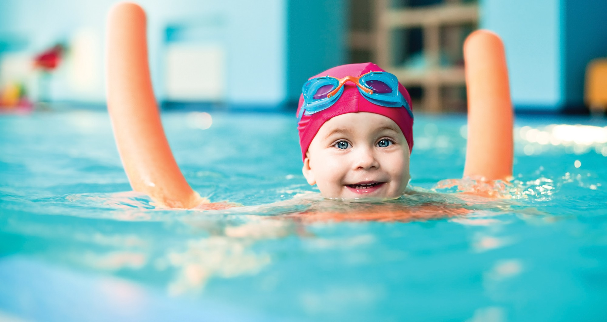 Kids swimming classes Sligo - 6 week course at a cost of €55.00