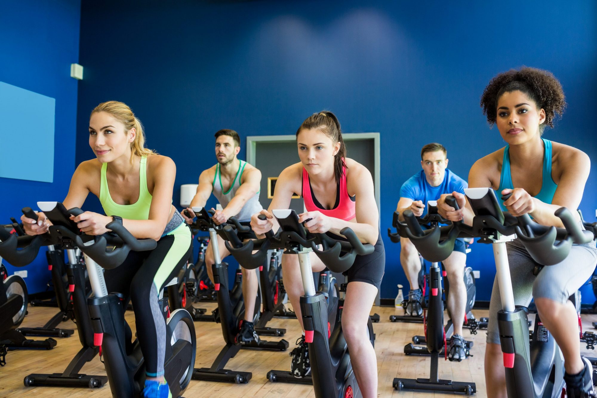 Did you know you can burn up to 600 calories in a 45 minute Avena Spin class?